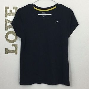 NIKE DRI-BLACK T-SHIRT